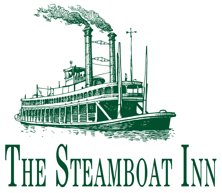 Green Steamboat Inn Logo