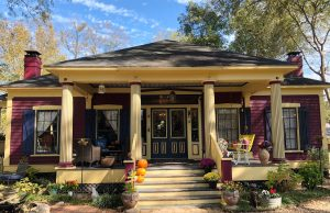 The Steamboat Inn, Jefferson, Texas